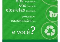 Cartaz A3 - Impressão Consciente FG