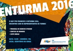 Cartaz A3 - Evento FPB