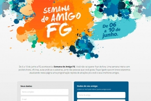 Semana do Amigo FG - 2016
